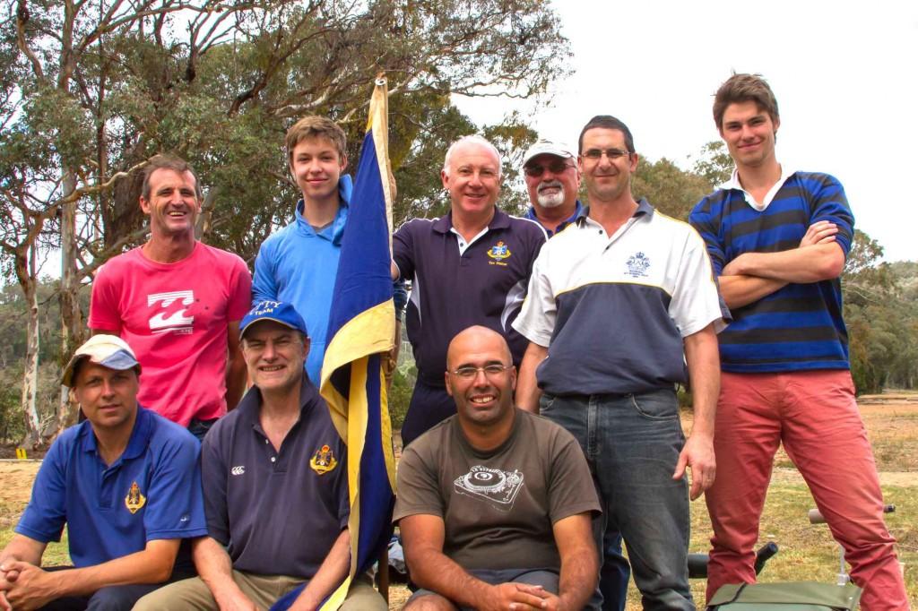Roseville Team at Mudgee