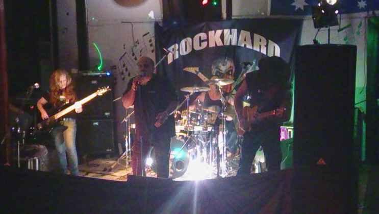 RockHard band
