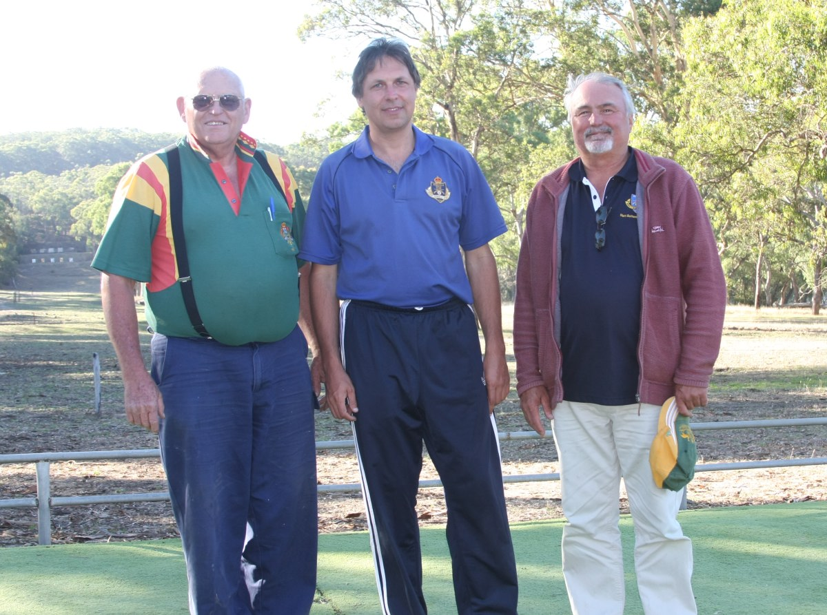 Ted B.(Gosford RC), Dmitri K. (RosevilleRC) and Mark B (RosevilleRC)