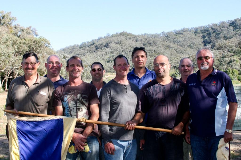 The Roseville crew