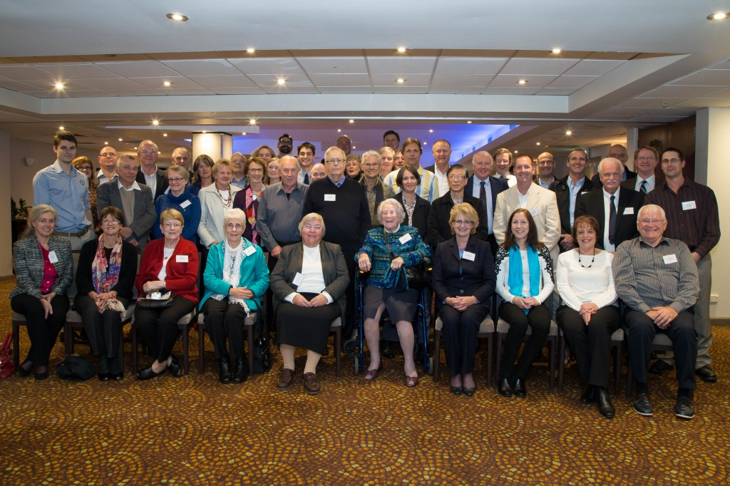 Roseville 100th anniversary luncheon, 2014